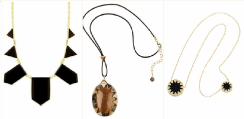 House of Harlow 1960 necklaces