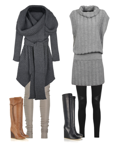 Wedge Boots outfits